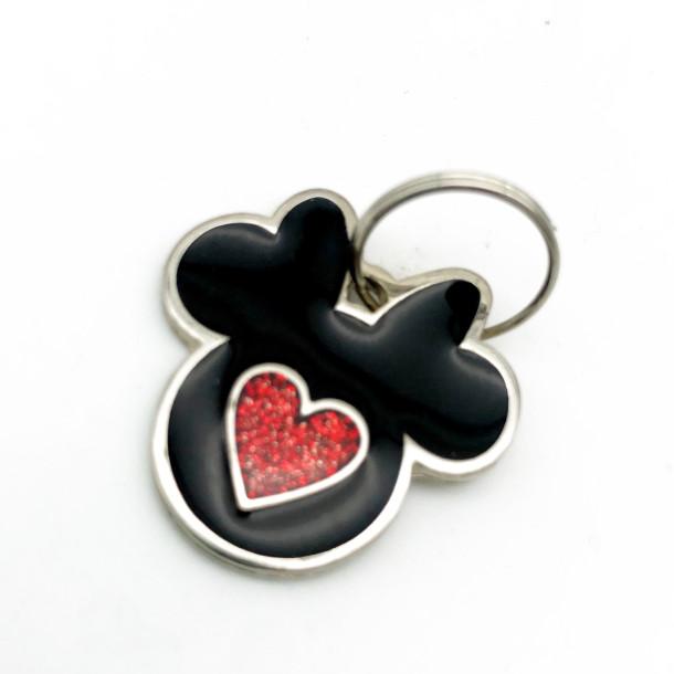 Pingente Heart - Dog & Design
