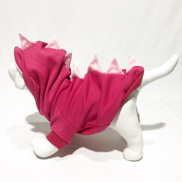 Moletom Dinossauro Pink