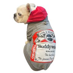 Moletom peluciado para gatos ou cachorros  - Buddy Weiser