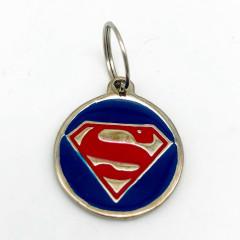 Pingente Super Homem - Coleção Super Heróis