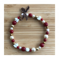 "Colar para Pet ""Red Glamour"" - Necklace"