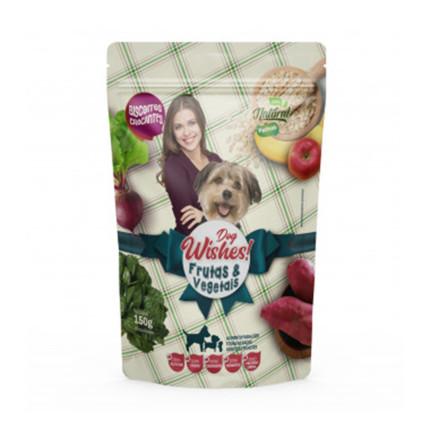Biscoito Dog Wishes Frutas e Vegetais - Pathas